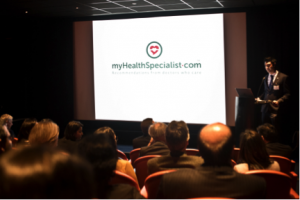 Launch of myHealthSpecialist
