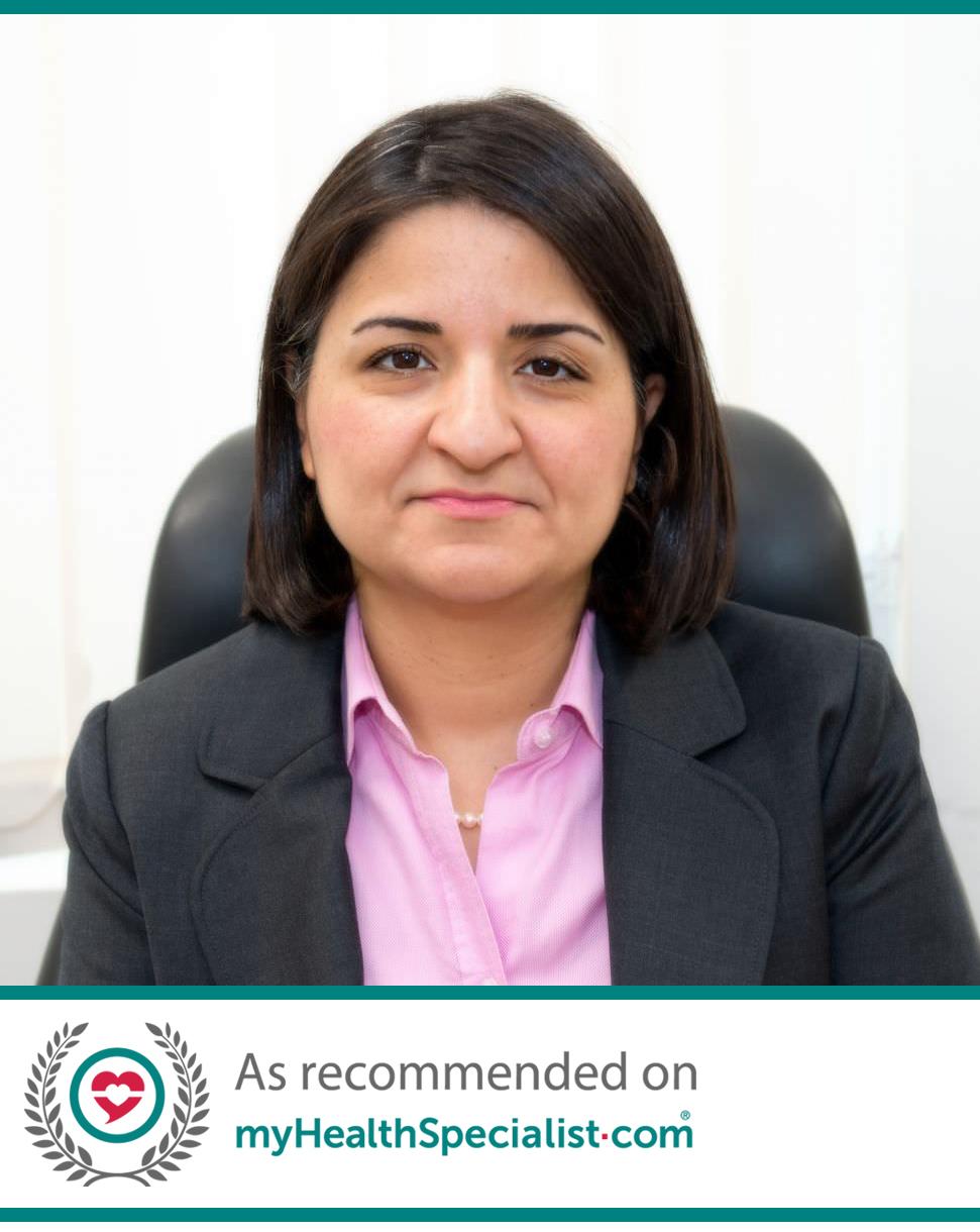 Mrs Sara Badvie Consultant Laparoscopic, Colorectal & General Surgeon in London