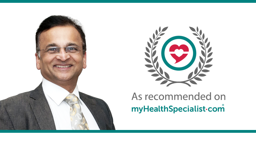 Mr Sudhanshu Chitale, Consultant Urologist in London