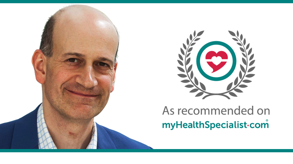 Mr Adam Rosenthal, Consultant Gynaecologist