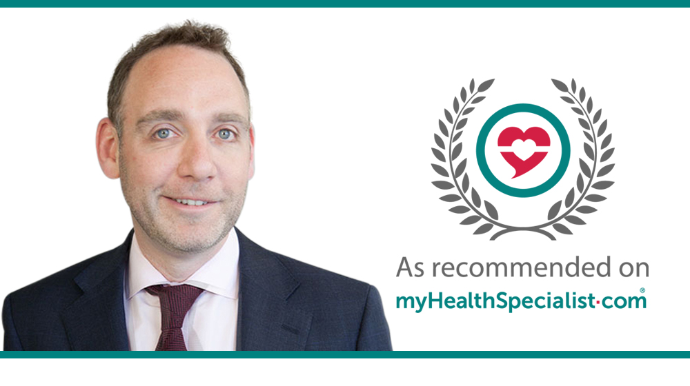 Dr Oliver Segal, Consultant Cardiologist and Electrophysiologist