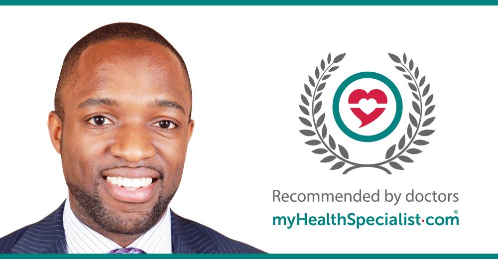Dr Chi-Chi Obuaya, Consultant Psychiatrist