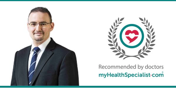 Mr Adil Ajuied, Consultant Orthopaedic Knee Surgeon