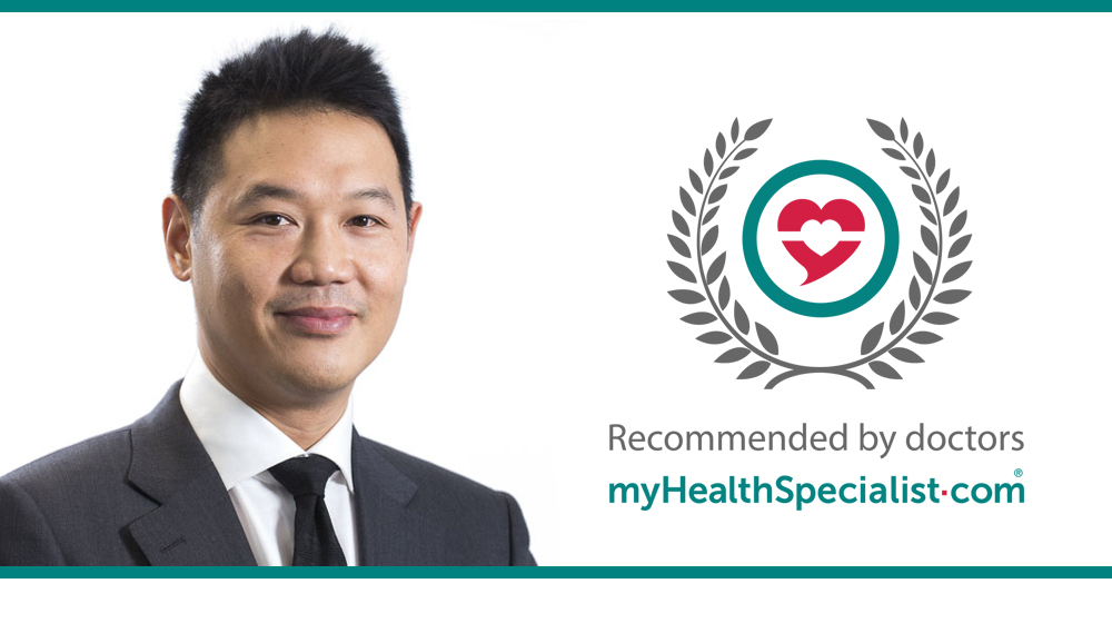 Mr Chien Wong, Consultant Ophthalmologist and Vitreoretinal Surgeon in London