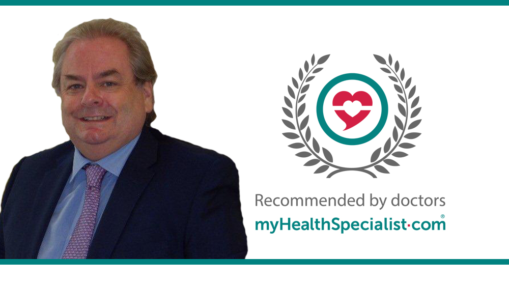 Mr Nicholas Morris, Obstetrician & Gynaecologist