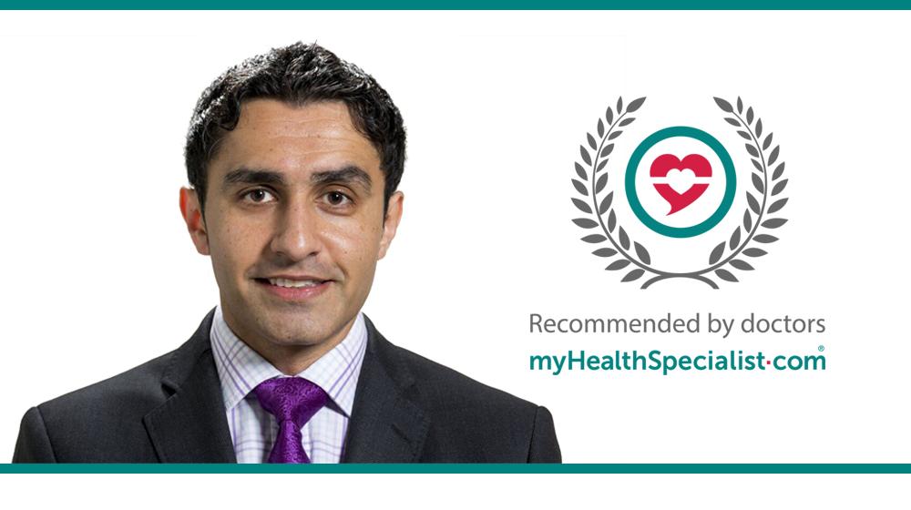 Mr Ravinder Natt, Consultant ENT/Head & Neck Surgeon