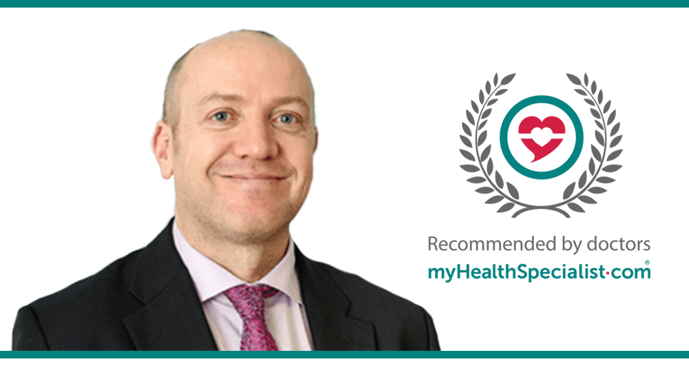 Dr Mike Burdon, Sport & Exercise Medicine Specialist